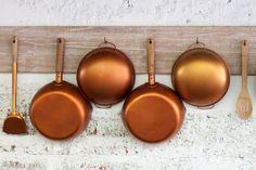 So reinigen Sie Messing, Kupfer, Chrom und Aluminium schonend!