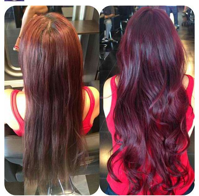 Hair Color Moda Pinterest