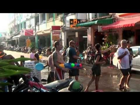 Новый год в Тайланде - Songkran