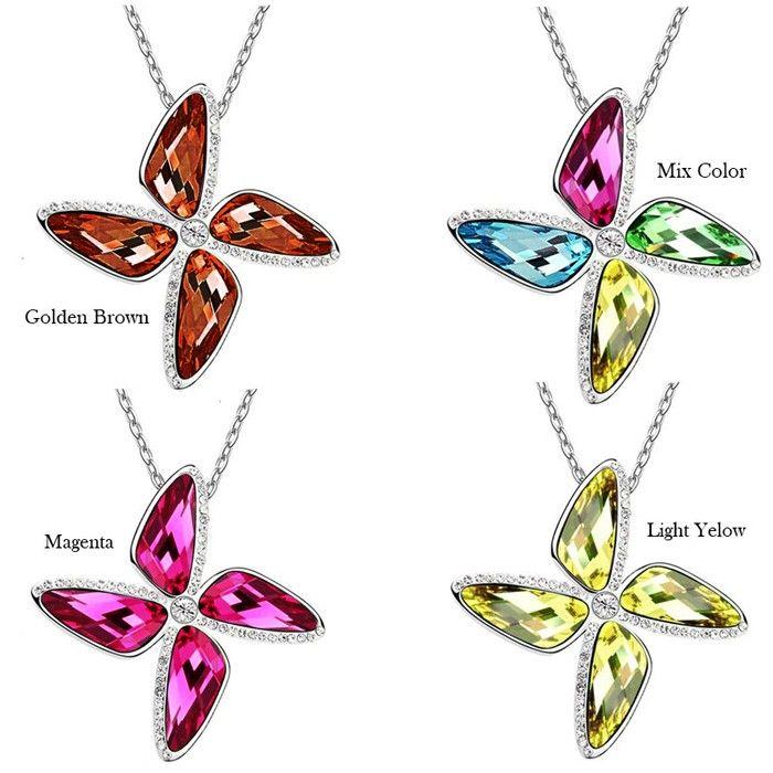 Temukan dan dapatkan Kalung Swarovski Crystal Elements Windmill hanya Rp 200.000 di Shopee sekarang juga!…
