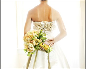 Lovely bridal bouquet in any color.