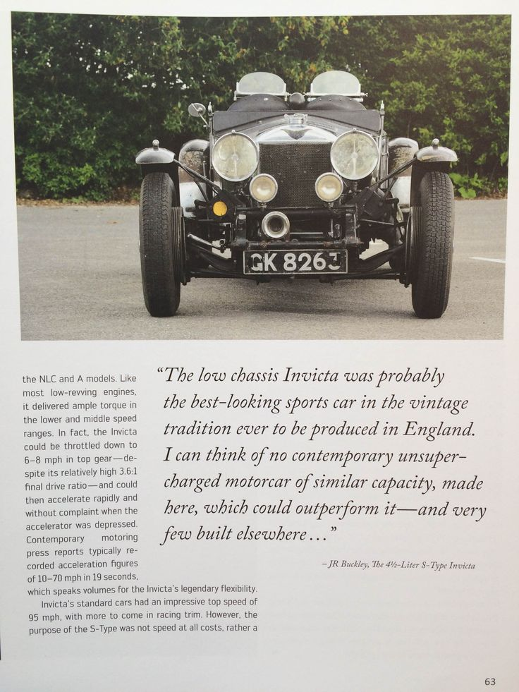 Inside // Gentlemen, start your engines! // A history of cars