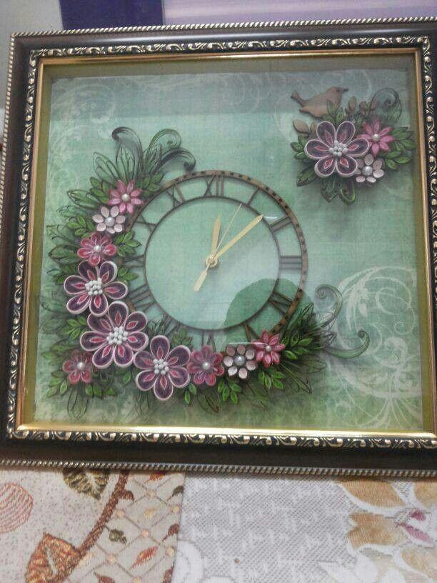 Quelling Clock