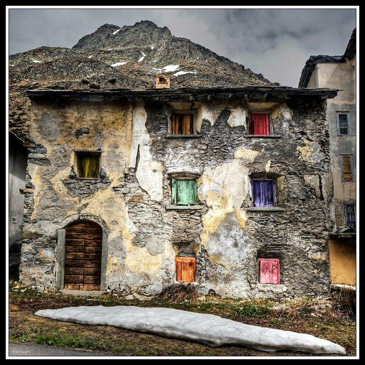 Old Italian Country Houses 84 best images ...
