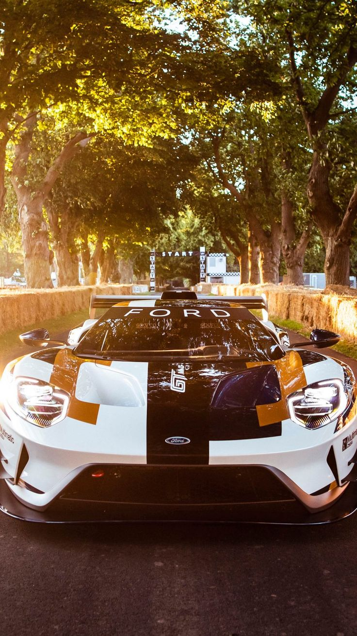 Ford GT MK II 2019