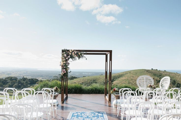 Horizon is one of Byron Bay's most beautiful and unique wedding venues.