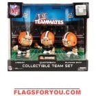 Cleveland Browns Lil' Teammates Collectible Team Set