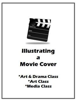 This project can be for an Art Class, Media Class, or Art & Drama Class. Students will get the opportunity to show off their skills creating a movie cover that was described by other classmates. This projects teaches kids how cover art is an important advertisement technique.