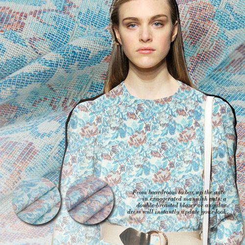 Хлопок и белье полушерстяные ткани -- хлопчатобумажная ткань, Пряжа-окрашенные цветочные для пальто, Топ, Платье, Юбка, Ремесло со двора