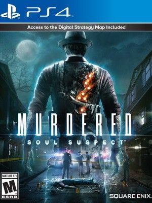 Murdered Soul Suspect, An Original Take on the Adventure Genre