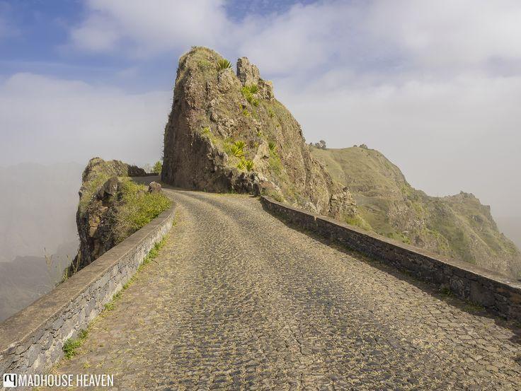 Delgadinho Mountain Ridge, Santo Antão