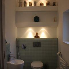 Mooie belichting voor het kleinste kamertje!