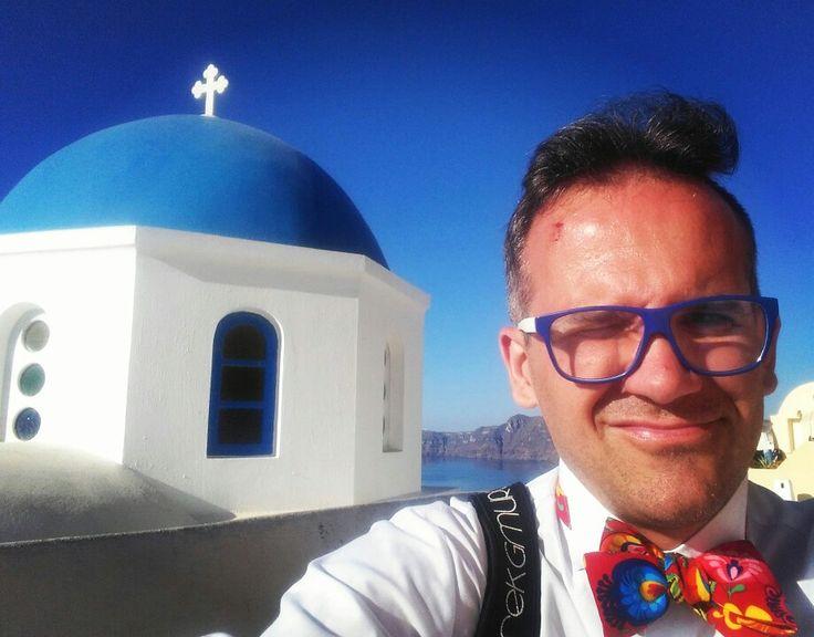 I znowu w robocie! JAK ŻYĆ?!  #Santorini #wedding #photographer