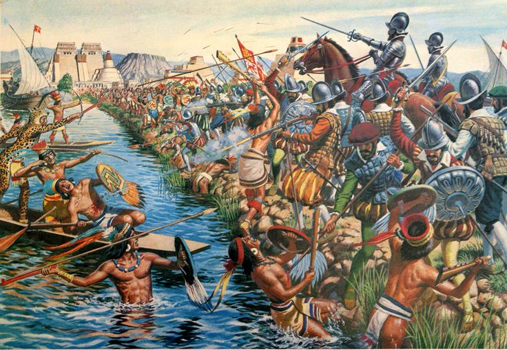 the fall of the aztec empire history essay In this essay i will tell how the aztec and inca empires ended, and also i will  compare the fall of both empires, using for a point of departure the arrival of the.