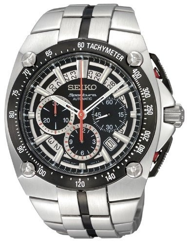 Seiko SRQ007 Limited Edition Sportura Men's Chronograph ...
