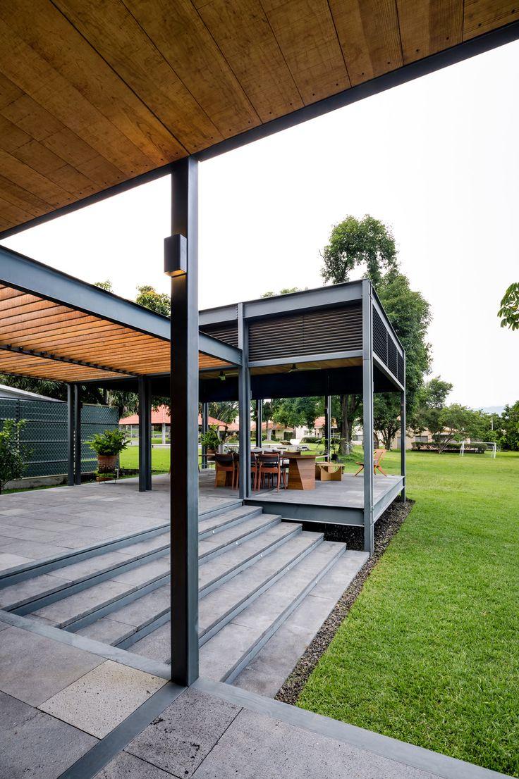 Best 25+ Weekend house ideas on Pinterest | Porch, Steel cladding ...