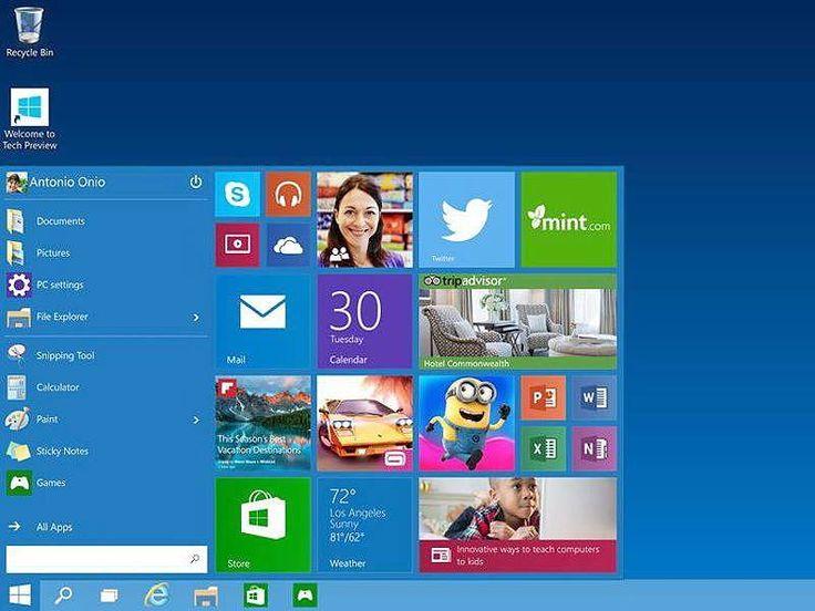 Infos zum Upgrade-Prozess: Das brauchen Sie für den Umstieg auf Windows 10 http://www.focus.de/digital/computer/infos-zum-upgrade-prozess-kostenloses-upgrade-das-brauchen-sie-fuer-den-umstieg-auf-window-10_id_4507819.html