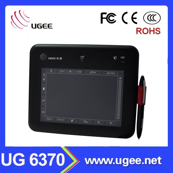 Ug 6370 6x4 inch Wirless PC Drawing Tablet for Designer