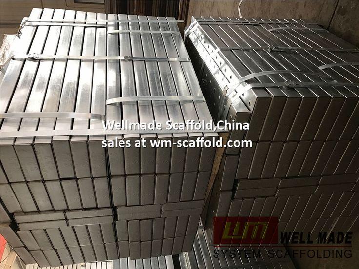 Scaffold steel board platform for kwikstage scaffolding australian standard as1576-sales@wm-scaffold.com