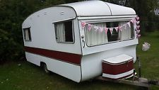 Bailey I really like, in Norfolk. Ends 16 Sept. STUNNING ORIGINAL VINTAGE RETRO CLASSIC BAILEY CARAVAN 4 BERTH WITH AWNING
