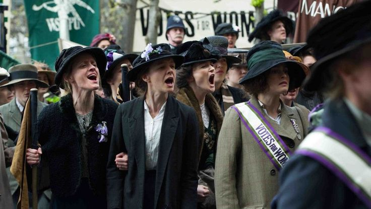 Suffragette (2015) | 33 Feminist Films Every Girl Should See In Her Lifetime