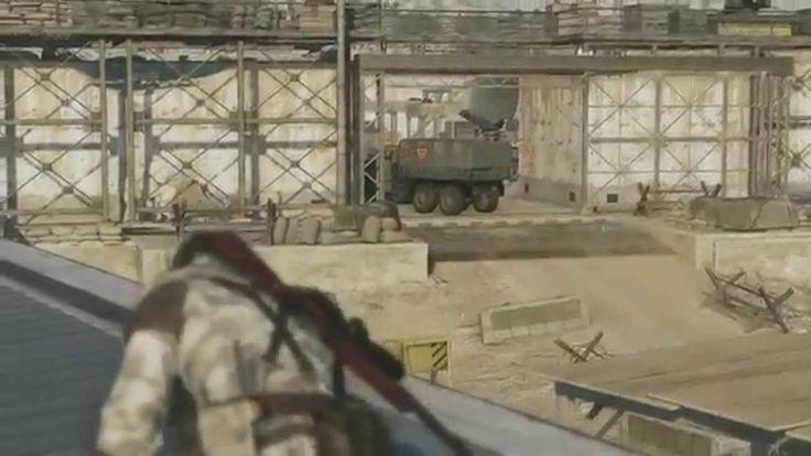 World Premiere - Metal Gear  Online