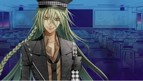 Ukyo - crazy never looked so good