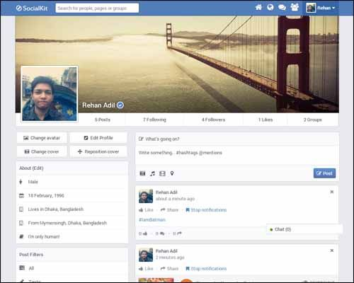 social networking templates - Kubre.euforic.co