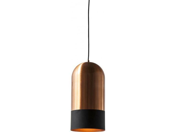 Lampa Wisząca Campana I miedziana — Lampy wiszące — KARE® Design