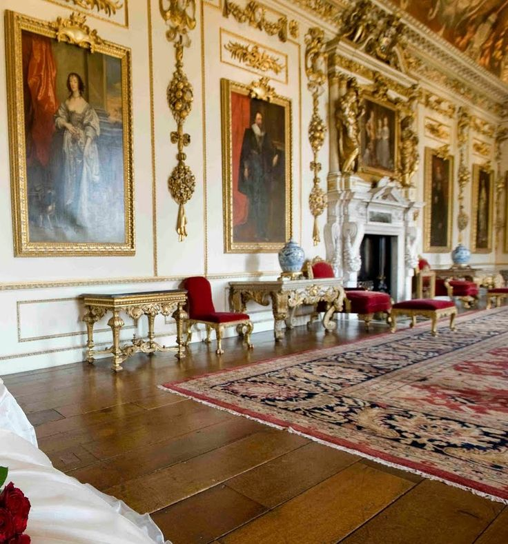 Wilton House is an English country house situated at Wilton near Salisbury in Wiltshire.