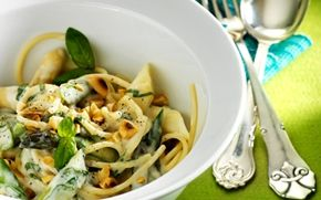 Asparges - Opskrifter på retter med asparges - Arla