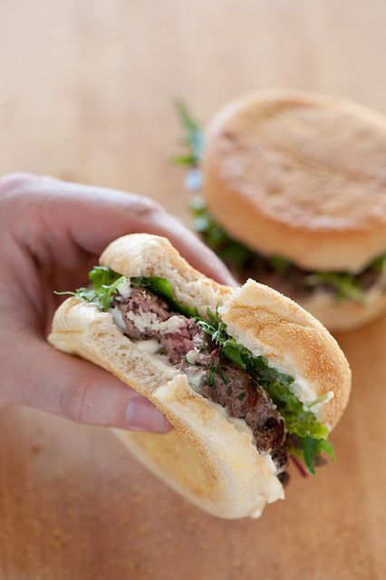 how to make the best pan fried hamburgers
