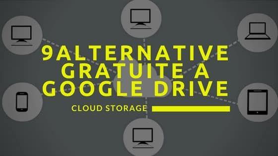 9 alternative gratuite a Google Drive su Linux