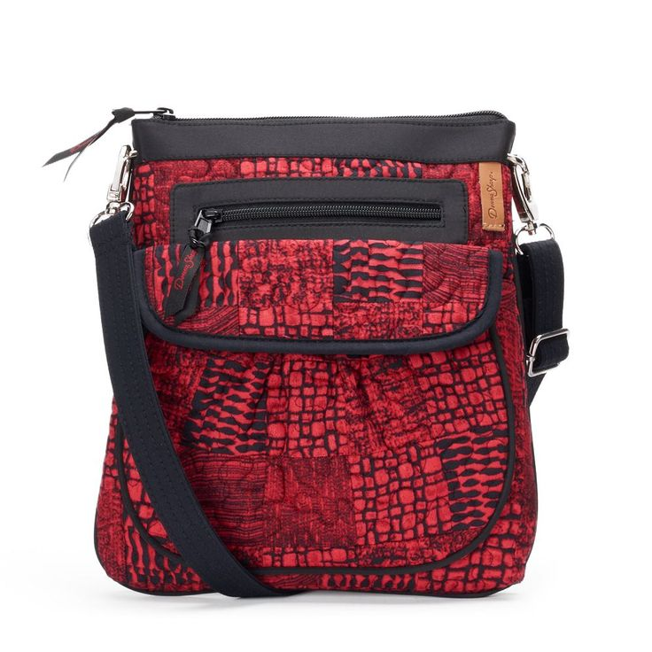 Donna Sharp Chloe Quilted Patchwork Crossbody Bag, Women's, Multicolor
