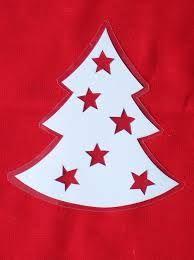 Image result for vánoční papírová výzdoba do oken