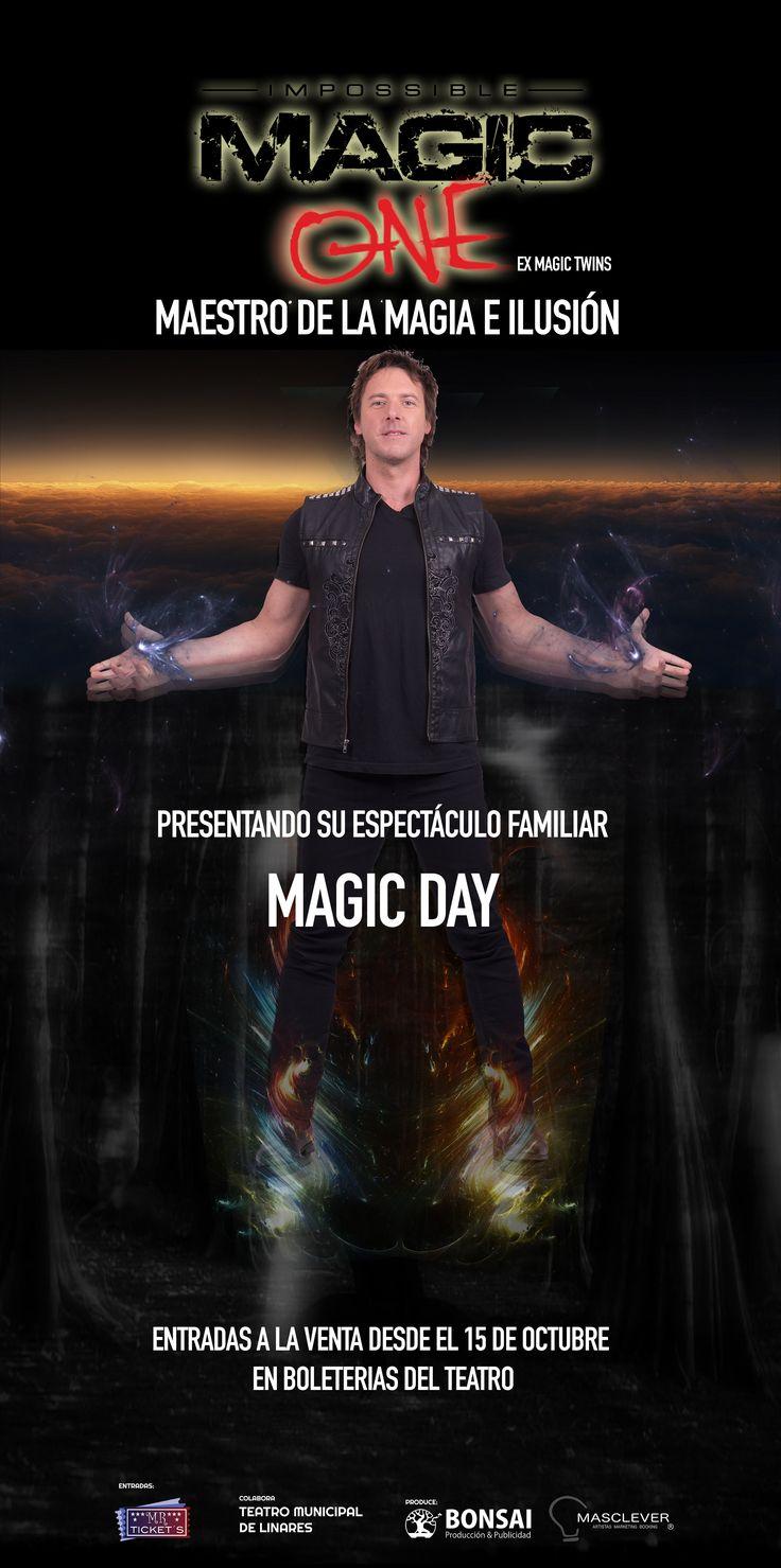 Diseño Fusión para Magic One