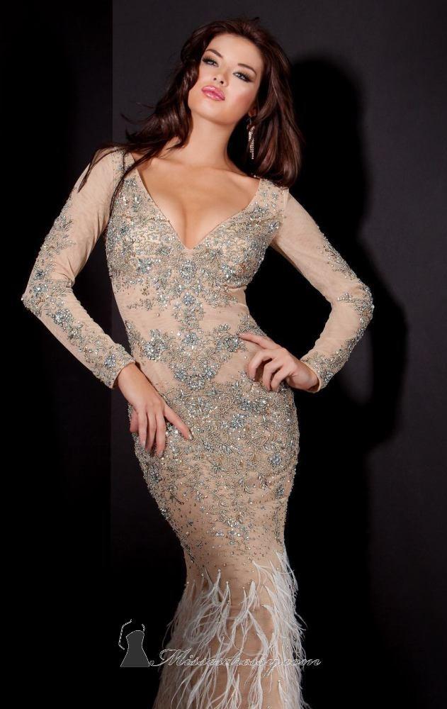 Vestido Jovani 9441 - MissesDressy.com