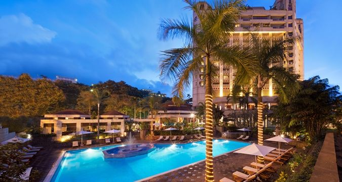 Hilton yaounde hotel cameroon outdoor swimming pool - Uk hotels with outdoor swimming pools ...