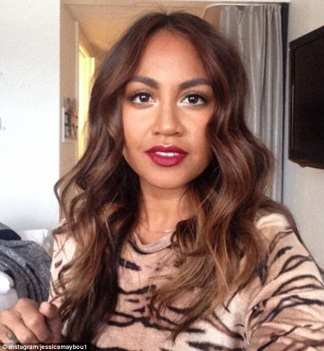 Jessica Mauboy aboriginal singer/actress