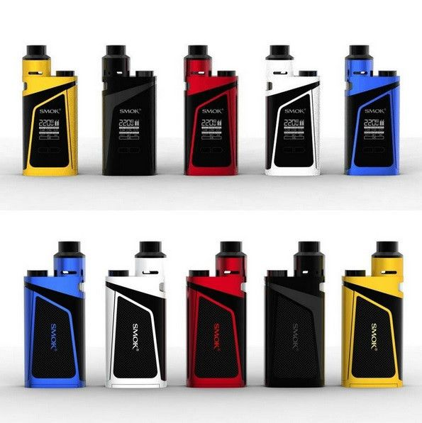 Skyhook RDTA 220 Box Mod - Smok #vape #vapegear