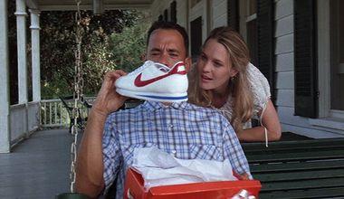 ¿Te acuerdas de las Nike cortez que le regalaron a Forrest Gump? Pues este modelo es súper tendencia tanto para hombres como para mujeres.  #Nike #Cortez #Forrest #Gump #hombre #Película