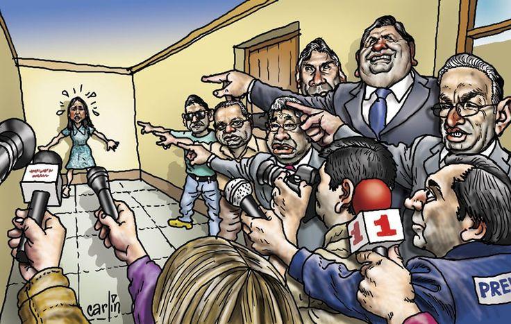Carlincatura del Viernes 20 de Noviembre, 2015 | Noticias del Perú | LaRepublica.pe