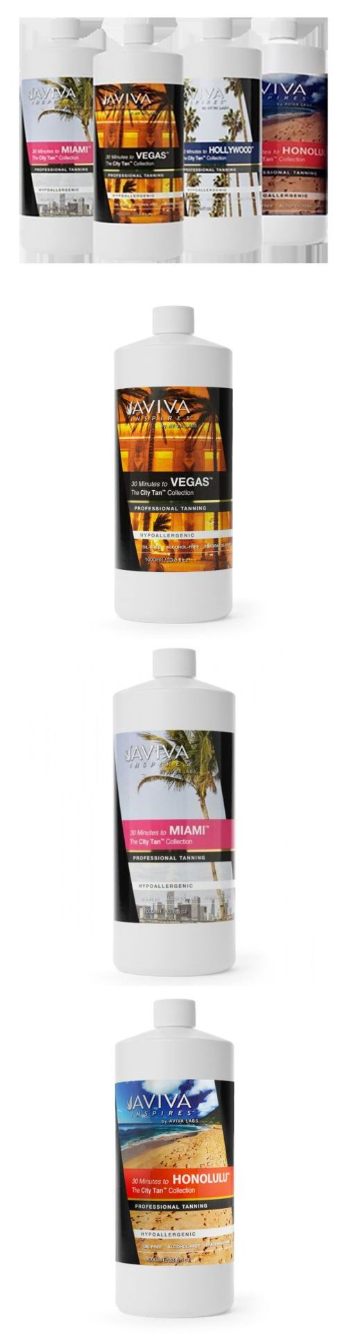Other Sun Protection and Tanning: Aviva Inspires Airbrush Spray Tanning Solution - 1 Liter Vegas, Miami, Honolulu -> BUY IT NOW ONLY: $90 on eBay!