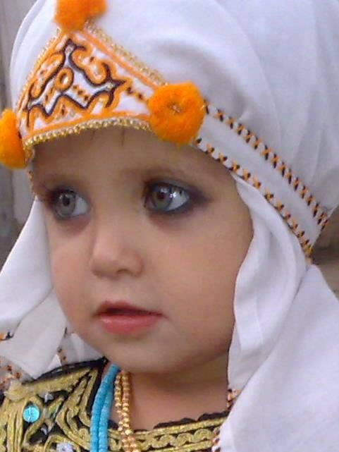 Pashtun Child in Afghanistan