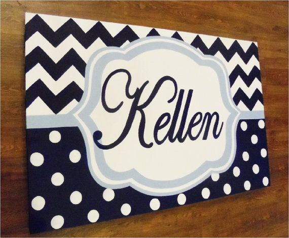large personalized  custom canvas to match your by addilyneli, $145.00