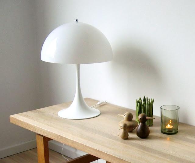 Panthella Lamp, Verner Panton 1971