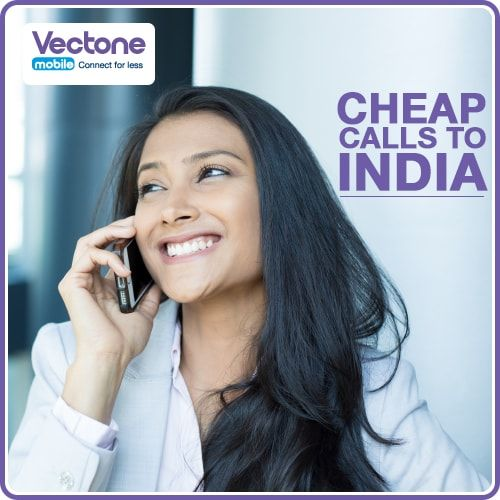 Are looking for Cheap calls to India from Uk. Now Vectone offers cheap calls to India from UK mobiles and the cheapest international call  and best roaming rates.