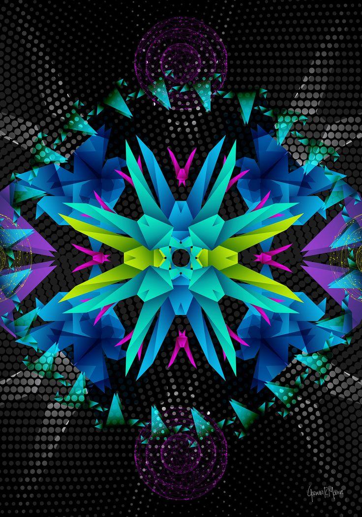 Origami Travel - Arte Digital German Molina - 2017 - Papel Fotografico sobre soporte de Madera - Tamaño 100 x 70 cms - Disponible para venta : advisioncolombia@gmail.com
