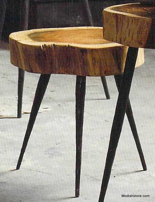 Roost Terra Stool Side Table Stools Acacia Wood And Acacia