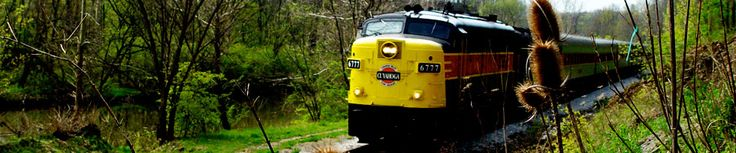 Grape Escape & Ales on Rails Excursions - Cuyahoga Valley Scenic Railroad ... yay staycation!
